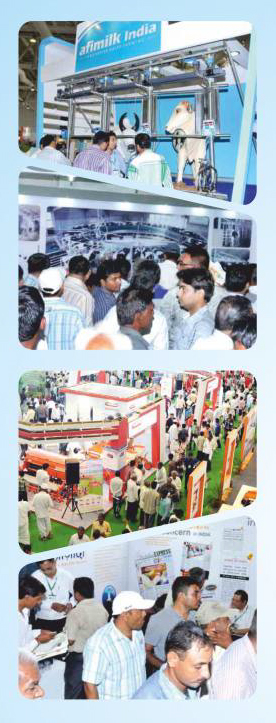 Exhibitors Profile for Dairy & Poultry Technology Exhibition in India